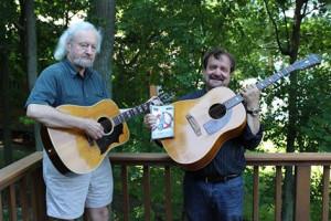 Blue Öyster Cult's Joe Bouchard and the songwriter John Elwood Cook